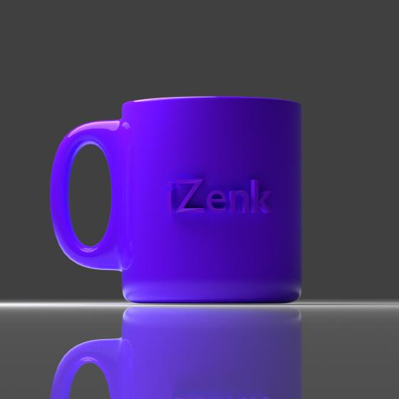 iZenk Standard Mug