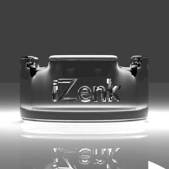 iZenk Ashtray
