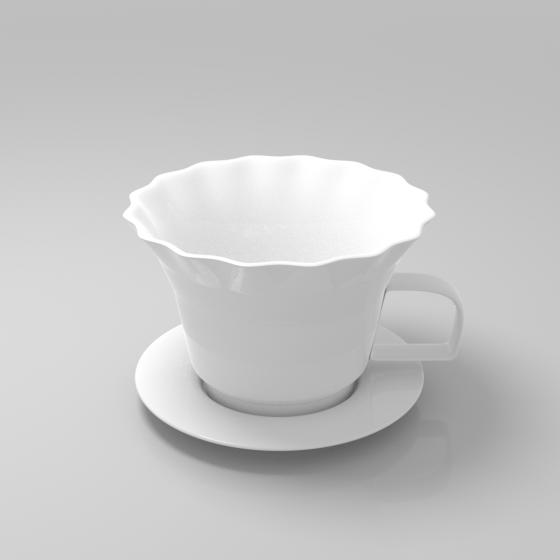 Classic Tea Cup