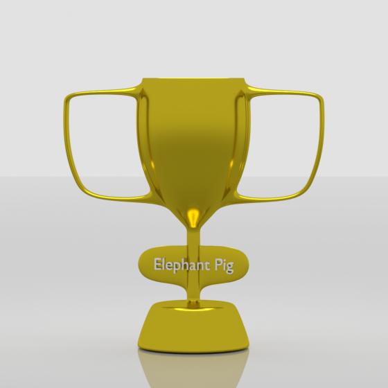 ElephantPig Trophy